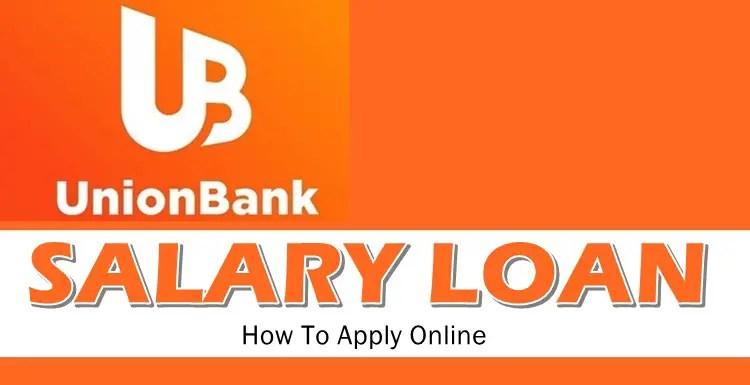 UnionBank Salary Loan