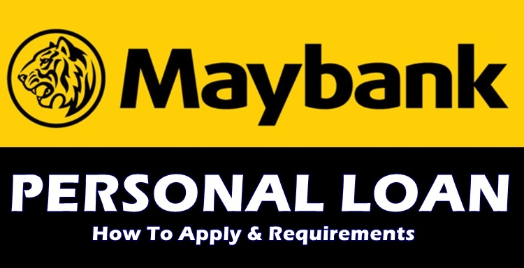 Apply Maybank Personal Loan