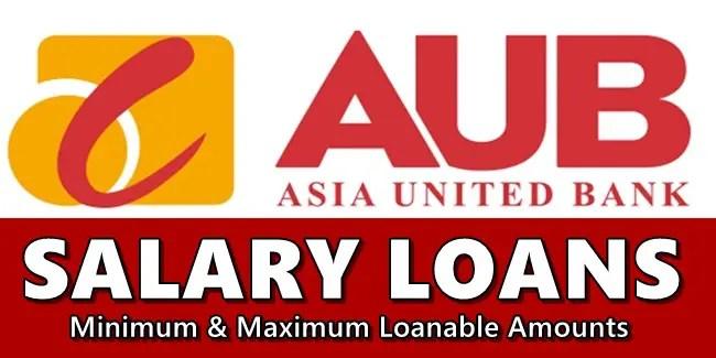 AUB Salary Loans