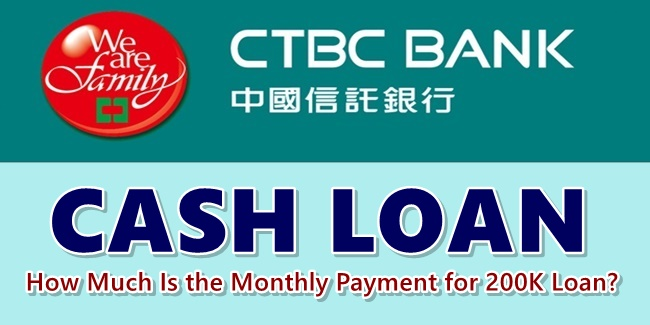 CTBC Bank Cash Loan