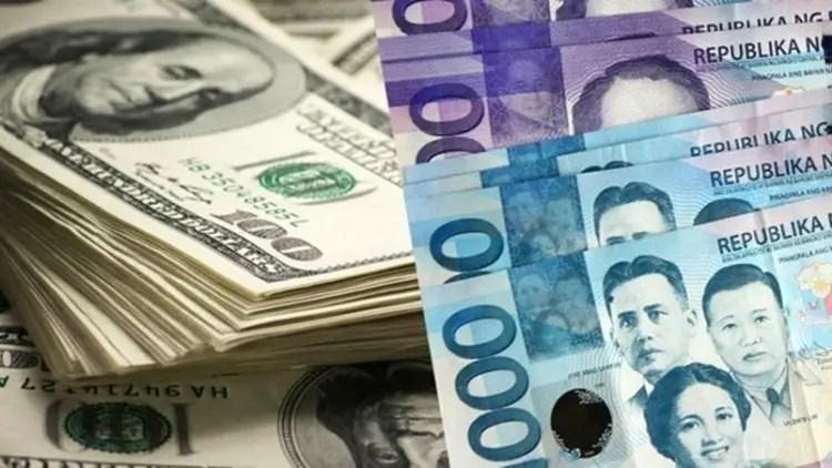 Peso-US Dollar Exchange Rate