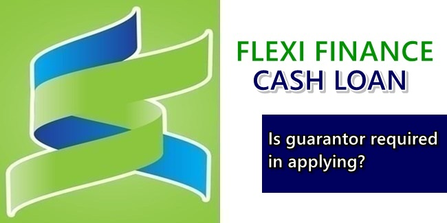 Flexi Finance Cash Loan Guarantor