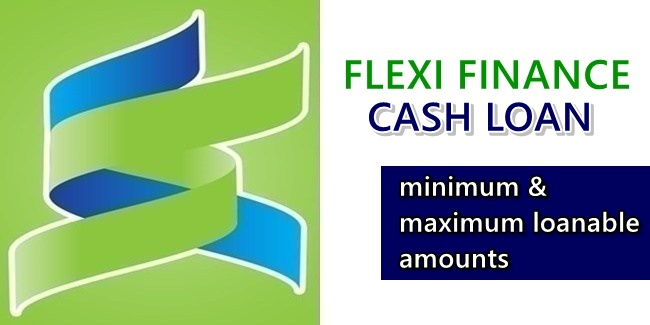 Flexi Finance Cash Loan