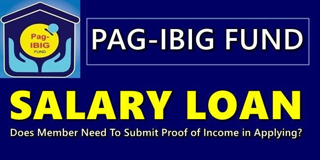 Pag-IBIG Salary Loan