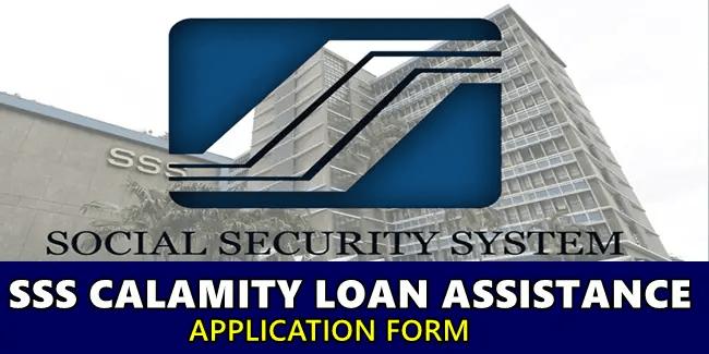 SSS Calamity Loan