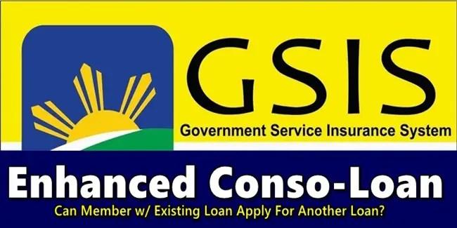 GSIS Enhanced Conso-Loan