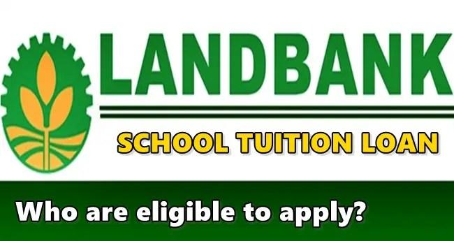 Landbank School Tuition Loan