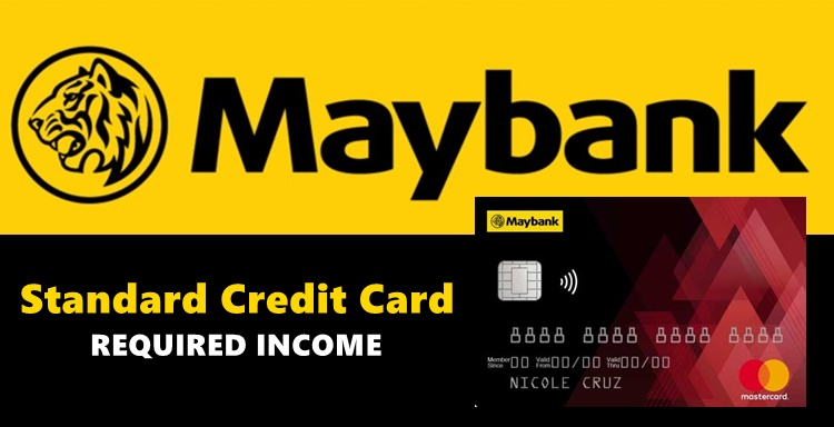 Maybank Standard Credit Card