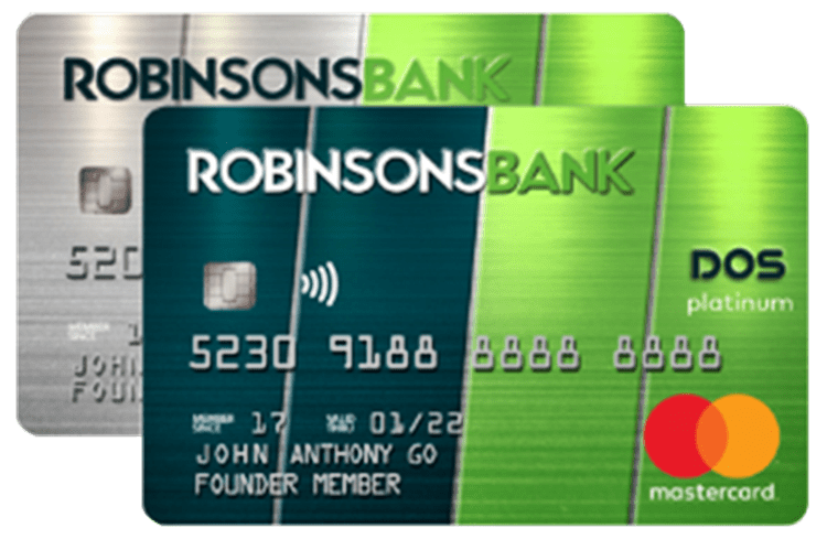 Apply for Robinsons Bank Credit Card