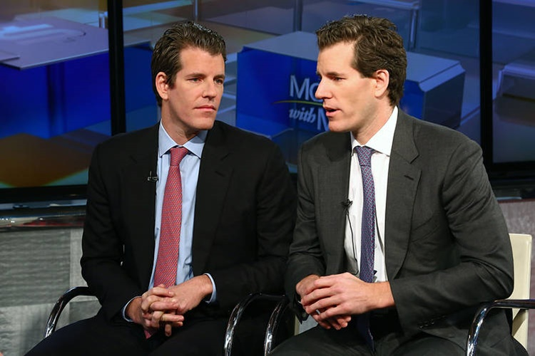 Tyler and Cameron Winklevosss