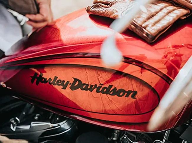 Sterling Bank Harley Davidson Motorcycle Loan