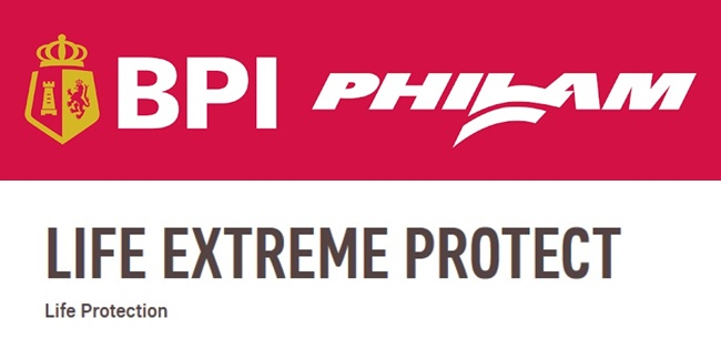 BPI-Philam Life Insurance Life Extreme Protect