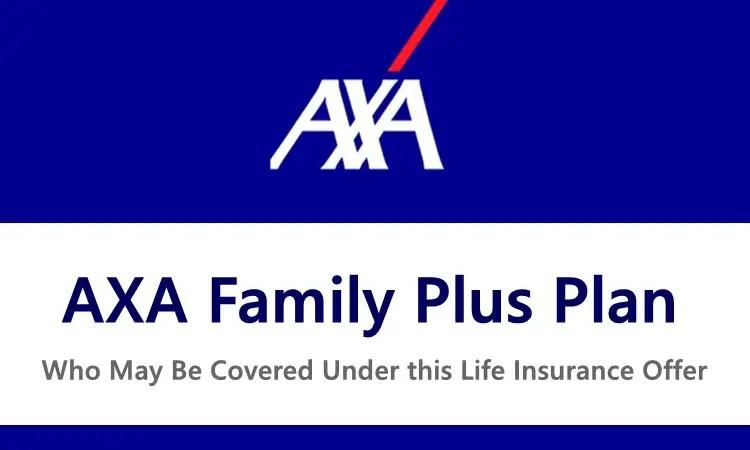 AXA Family Plus Plan