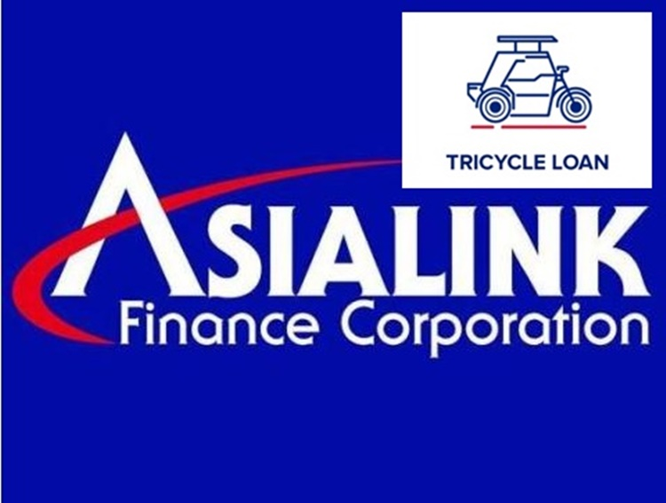 Asialink Finance Tricycle Loan