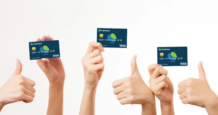 Paymaya Prepaid Card