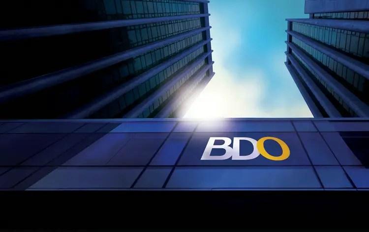 BDO Salary Cash Loan
