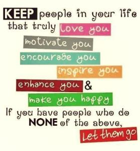 Keep People in Your Life