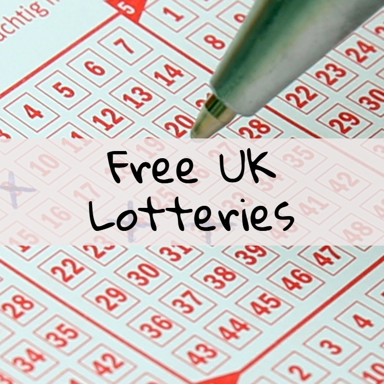 Free UK Lotteries – Win Free Money Daily