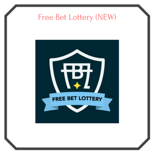 Free Bet Lottery Logo