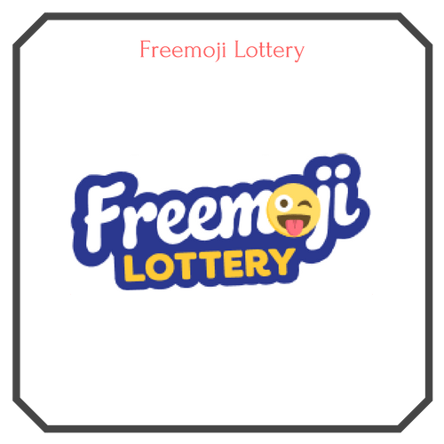 Freemoji Lottery Logo