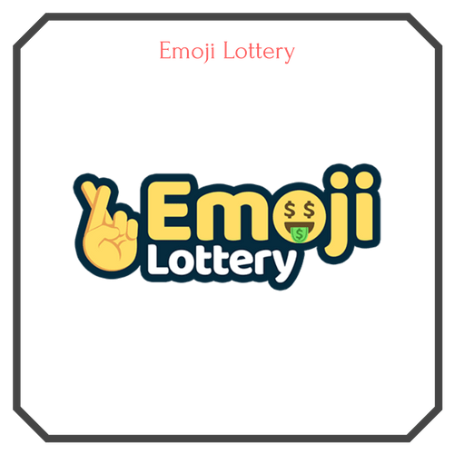 Emoji Lottery Logo