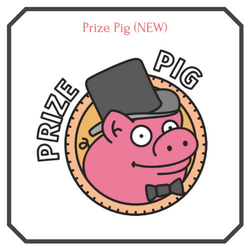 Prize Pig Free Lottery Draw Logo