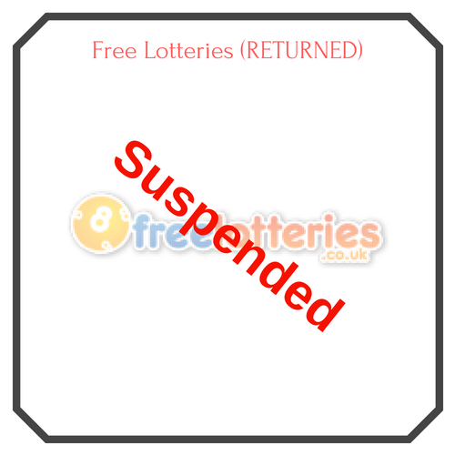 Free Lotteries (suspended) Logo