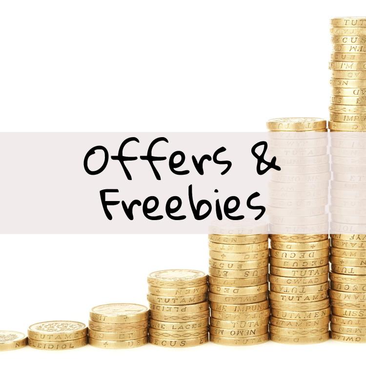 Offers & Freebies