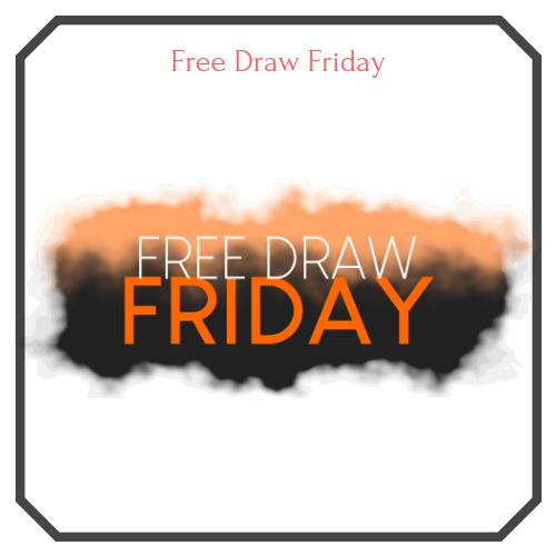 Free Draw Friday Logo, Free UK Lottery