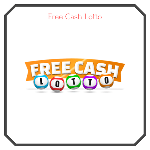 free cash lotto