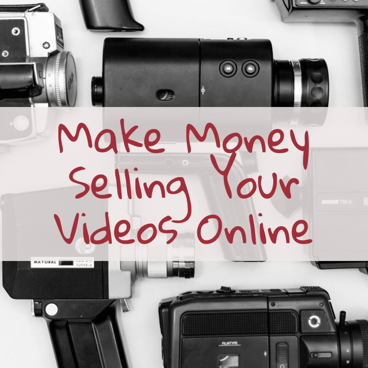 make money selling your videos online featured image on moneyskipper