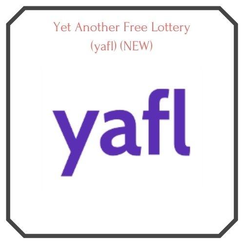 yafl logo image - free UK lottery