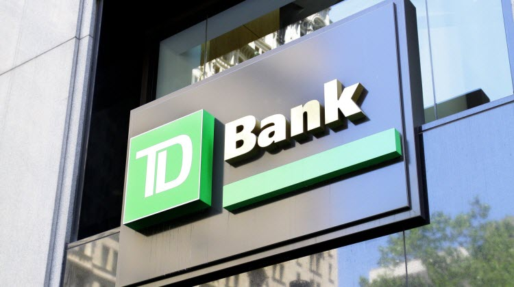 TD Bank Checking Bonuses For $300 And $200, September 2019