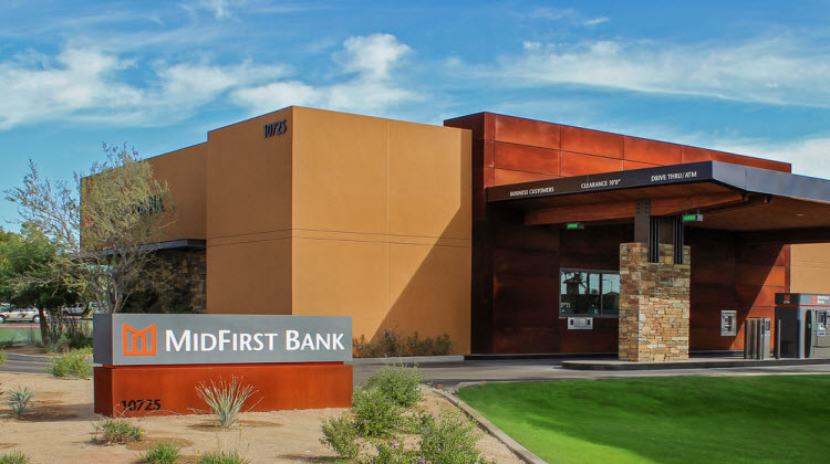 MidFirst Bank Promotions