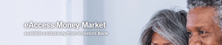Investors Bank eAccess Money Market Rate Offer
