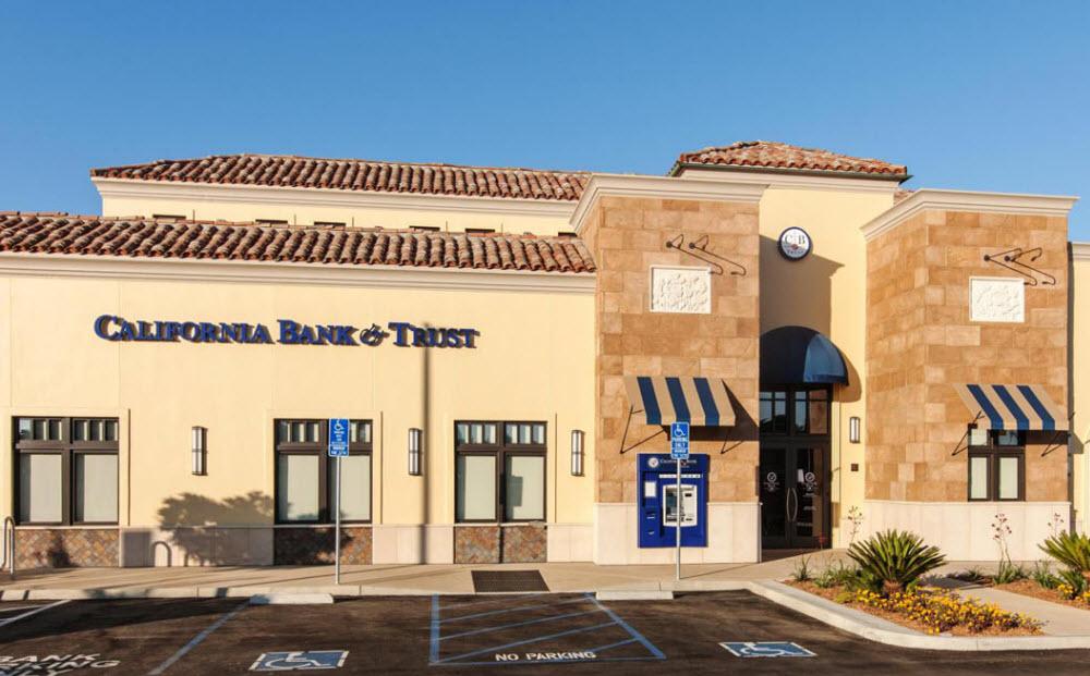 California Bank & Trust Promotions
