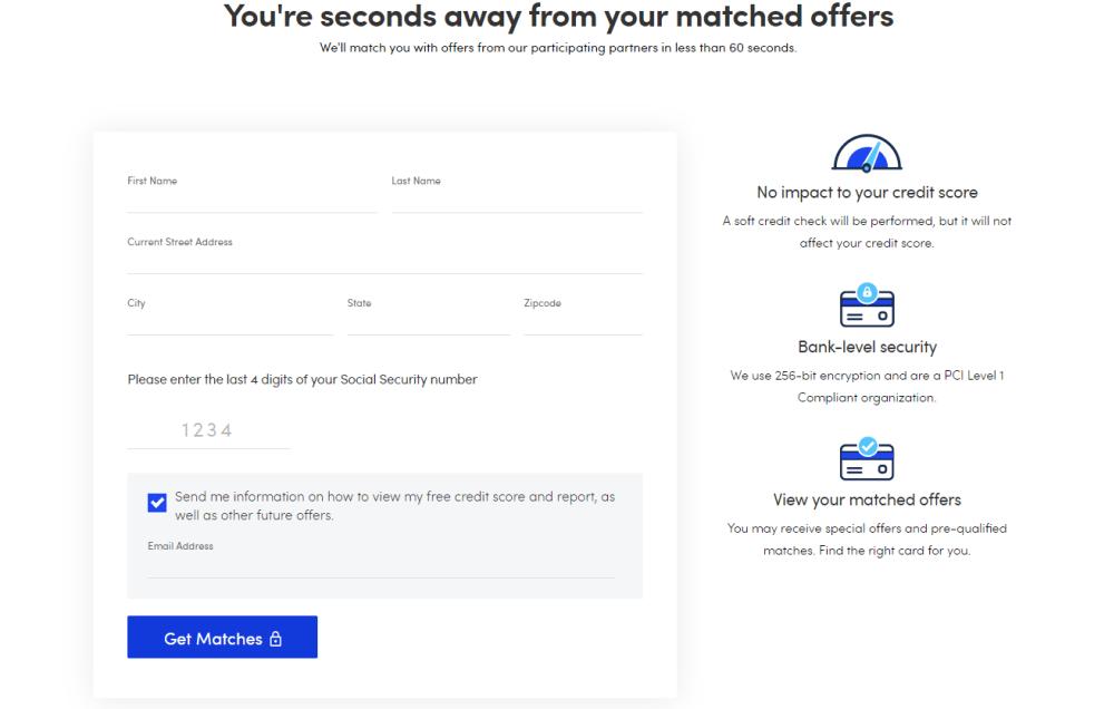Match offers