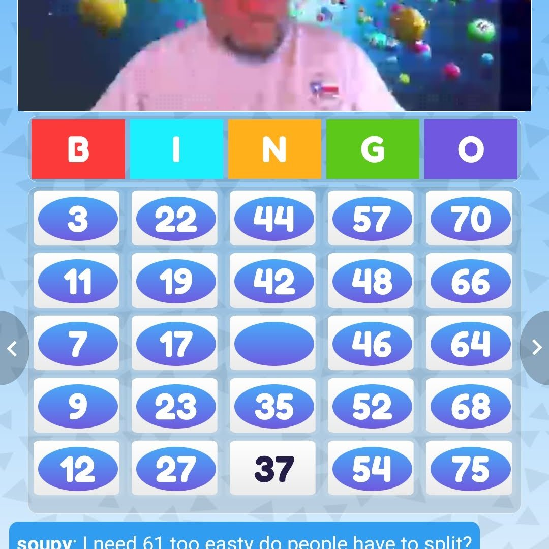 LetsBingo with Bingo Bubba