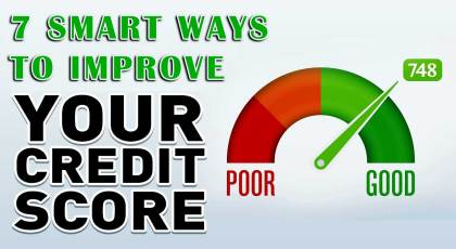 Smart Ways to Improve Credit Score in South Africa