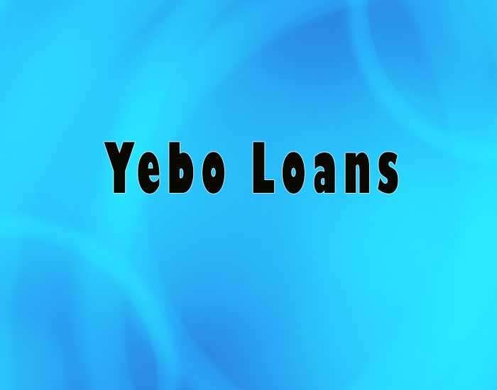 Yebo Loans available for blacklisted people in South Africa
