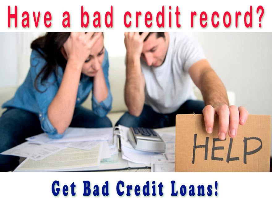 Loans for Bad Credit Score for South Africa