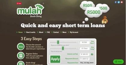 Mulah Quick Cash Loans Online