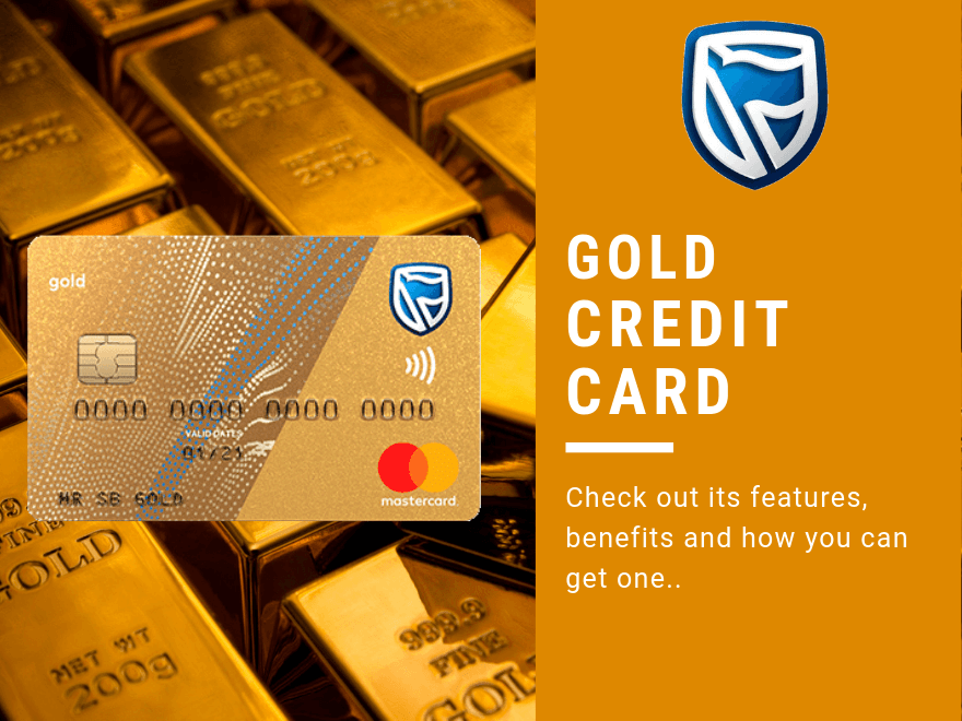 Standard Bank Gold Credit Card