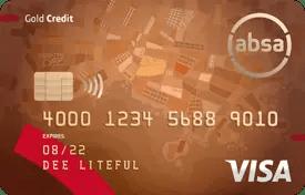 ABSA Gold Credit Card