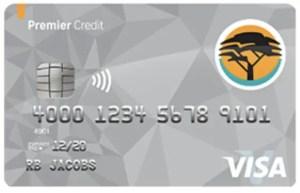 FNB Premier Credit Card