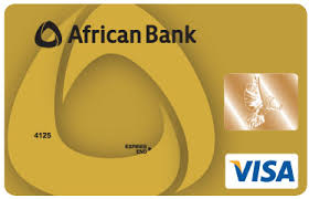 African Bank Gold Credit Card