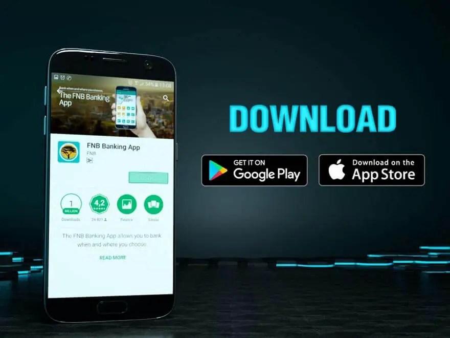FNB Internet Banking App