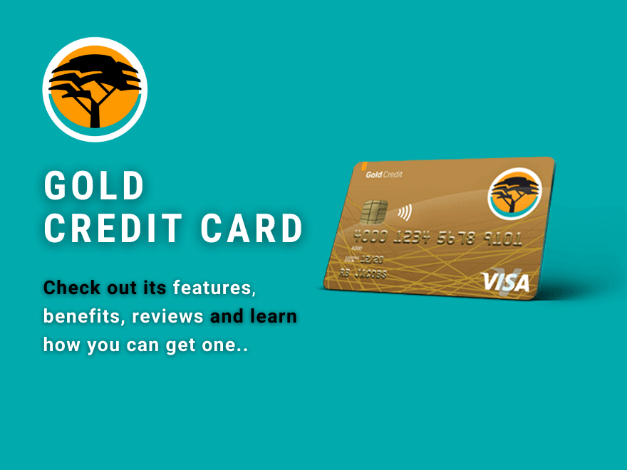 FNB Gold Credit Card Review