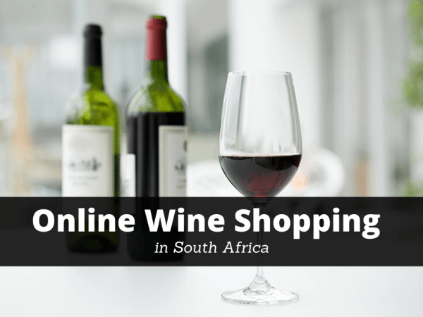 Online Wine Shopping in South Africa