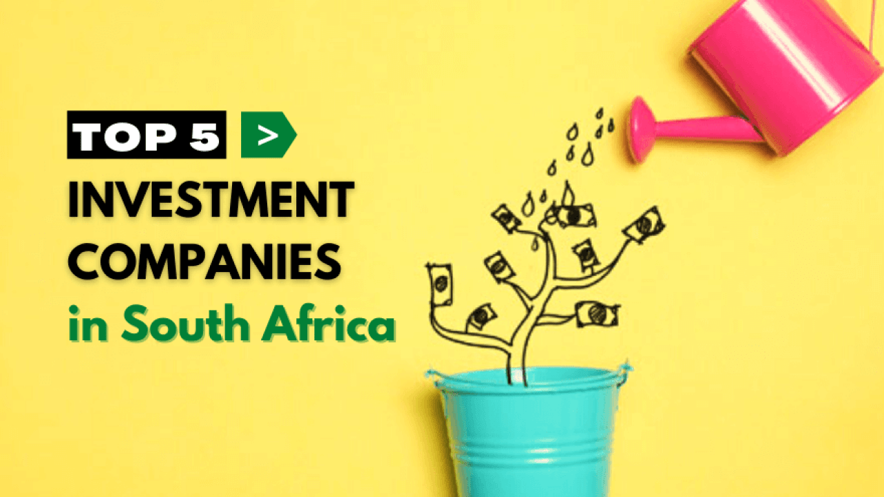 high return investments in south africa